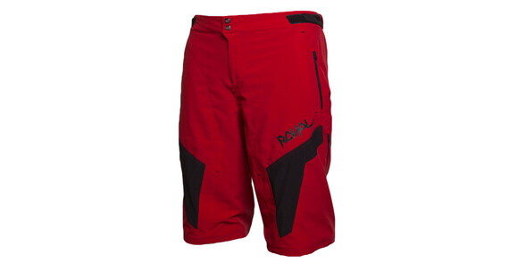 Royal Racing Turbulence Short men rot/schwarz